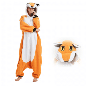 kigurumi fox adulte main