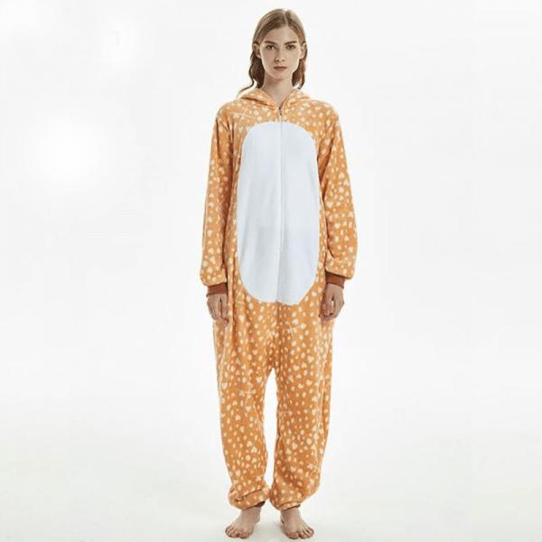 kigurumi pyjama cerf 1