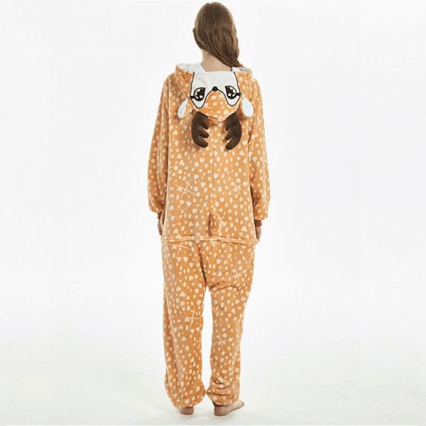 kigurumi pyjama cerf 4