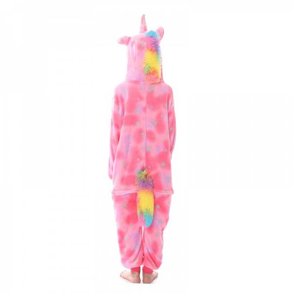 kigurumi pyjama licorne rose 1
