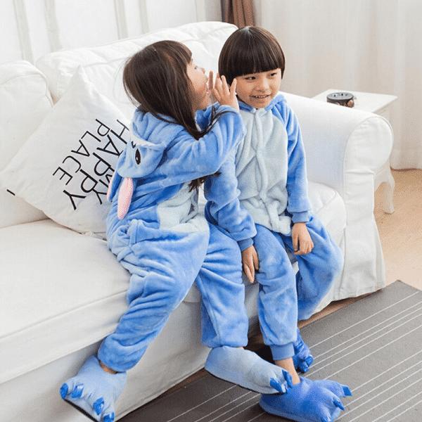 kigurumi stitch enfant 2