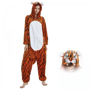 kigurumi tigre adulte main