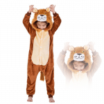kigurumi pyjama lion main