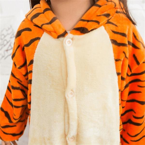 kigurumi pyjama tigrou 1