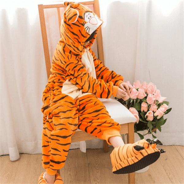 kigurumi pyjama tigrou 3