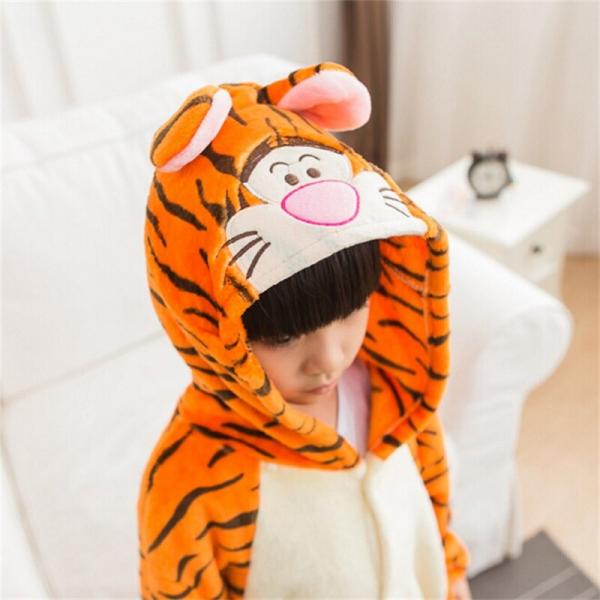 kigurumi pyjama tigrou 4