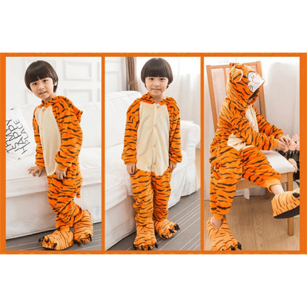 kigurumi pyjama tigrou 5