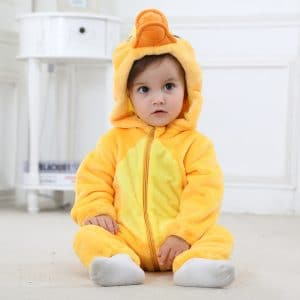 kigurumi canard bebe
