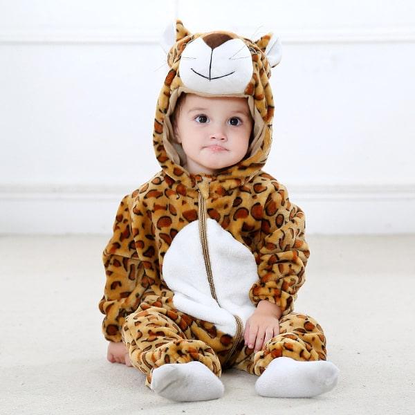 kigurumi leopard bebe