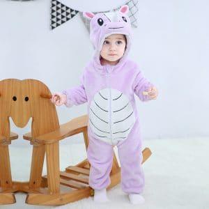 kigurumi rhinoceros bebe