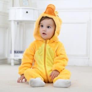kigurumi cute canard