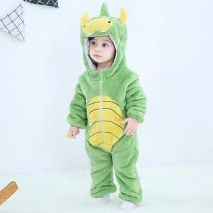 kigurumi dinosaure bebe