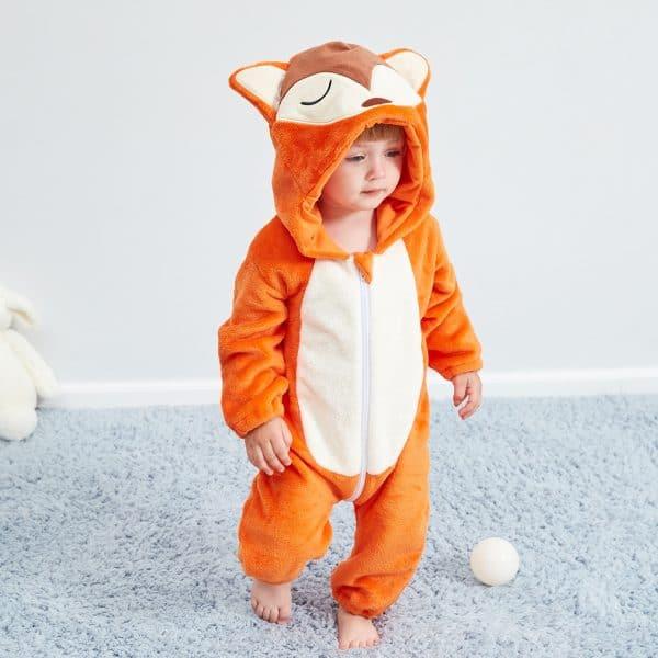 kigurumi fox bebe