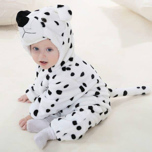 kigurumi leopard artic bebe