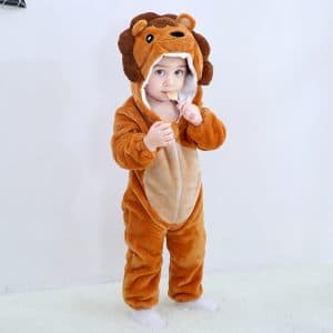 kigurumi lion bebe