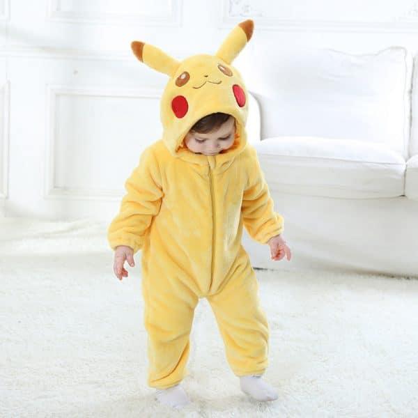 kigurumi pikachu bebe