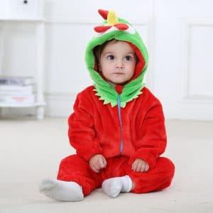 kigurumi poussin bebe