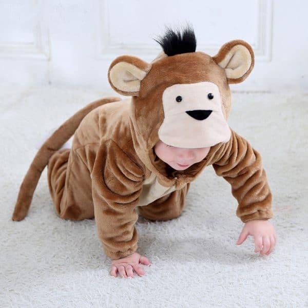 kigurumi singe bébé5