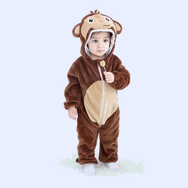 kigurumi singe bébé 6