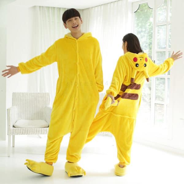 kigurumi pikachu 10