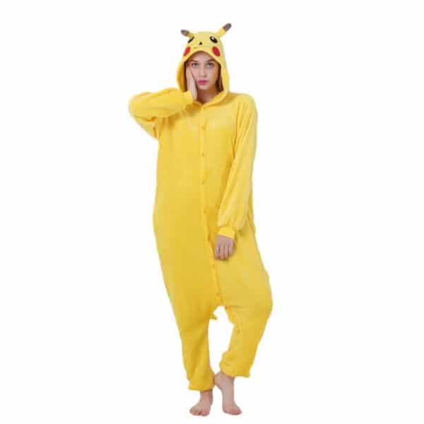 kigurumi pikachu 3