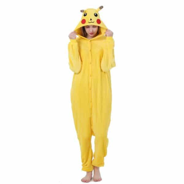 kigurumi pikachu 4