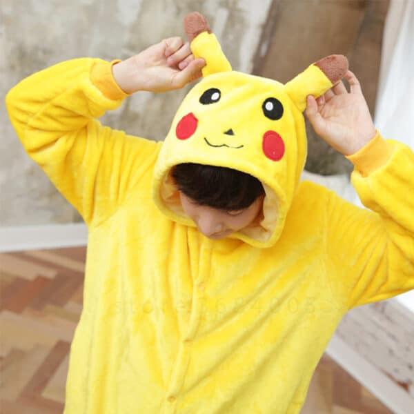 kigurumi pikachu 8