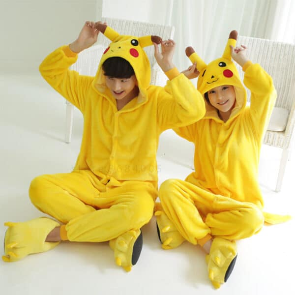 kigurumi pikachu 9