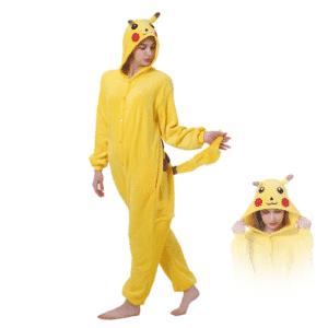 kigurumi pikachu