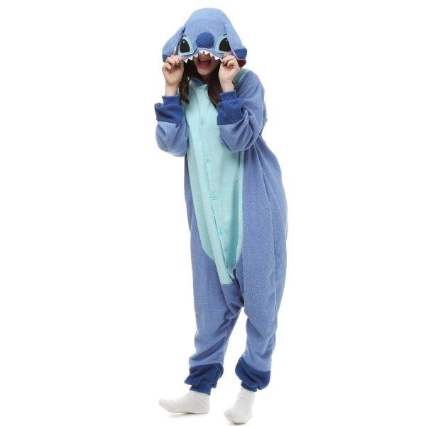 combinaison pyjama stitch 2