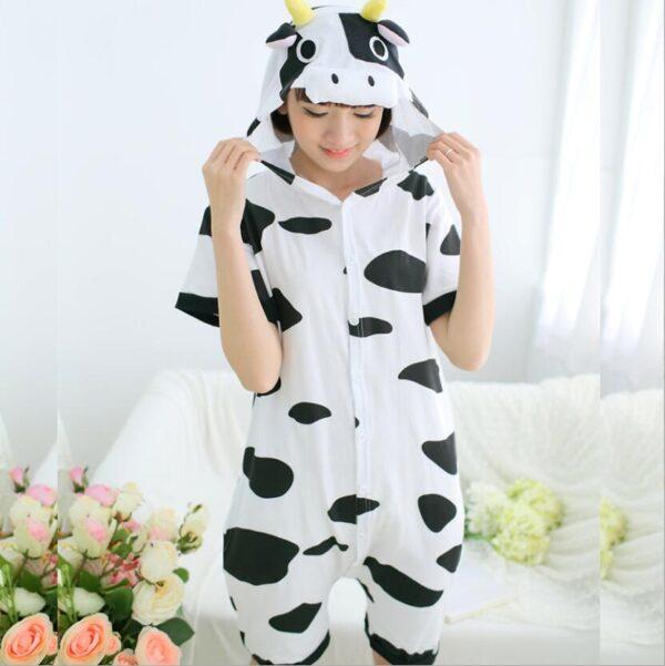 kigurumi vache ete