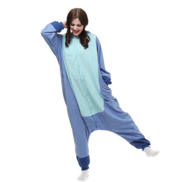 combinaison pyjama stitch 3