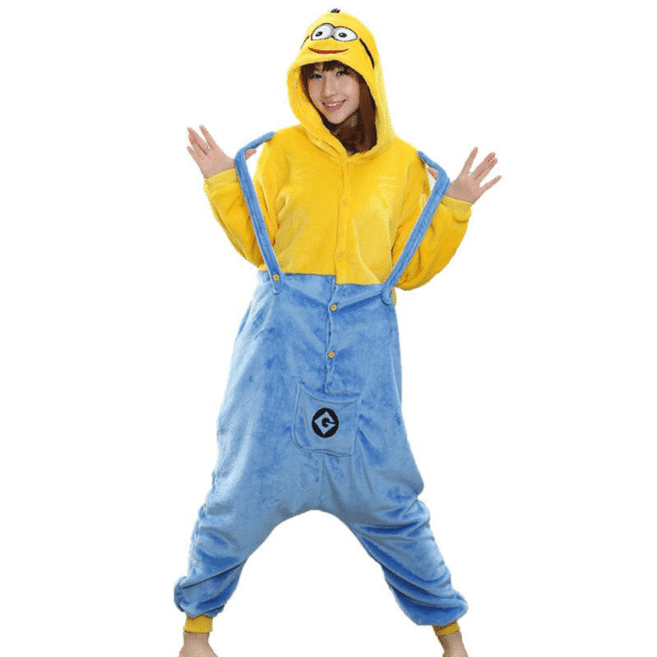 kigurumi minion main