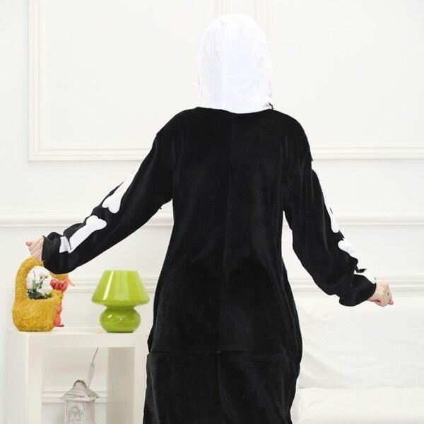 Pyjama Kigurumi squelette