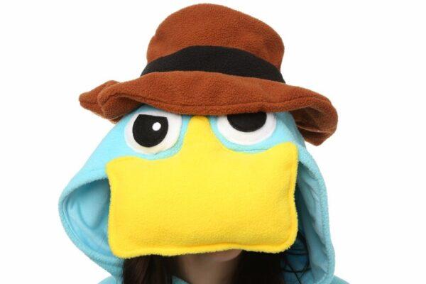 Kigurumi Perry l'ornithorynque