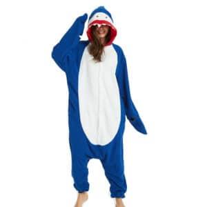 Kigurumi Requin Bleu
