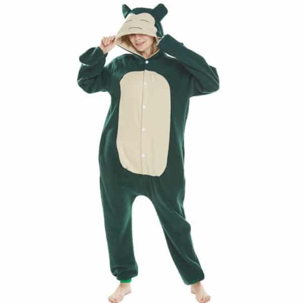 pyjama kigurumi ronflex