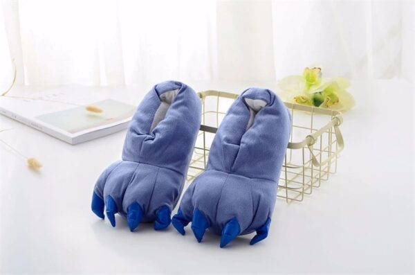 kigurumidojo chausson bleu