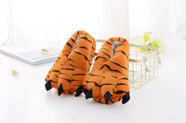 kigurumidojo chaussons-tigre