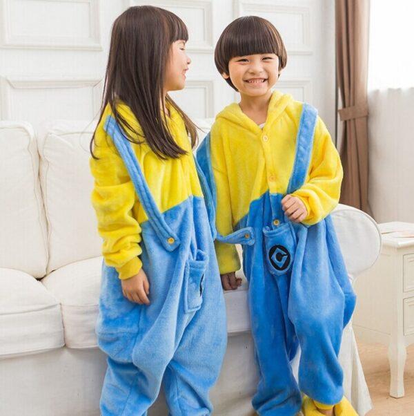kigurumi minions enfant 6