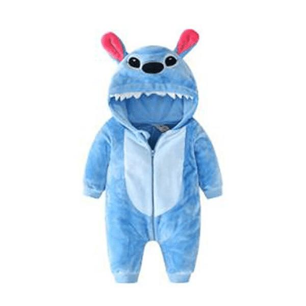 kigurumi stitch bébé 2