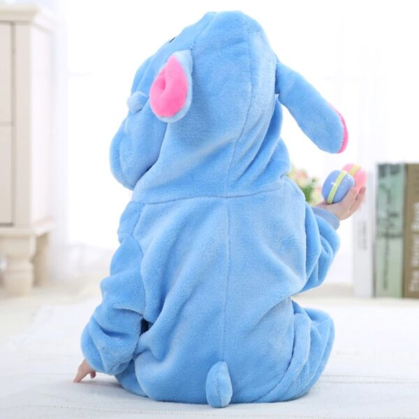 kigurumi stitch bébé 6