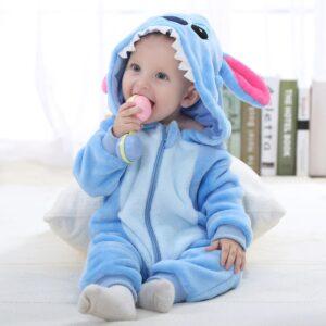 kigurumi stitch bébé7