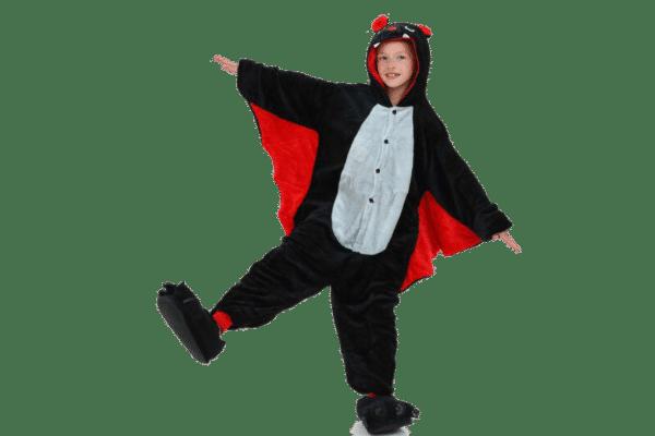 kigurumi chauve souris vampire enfant 5
